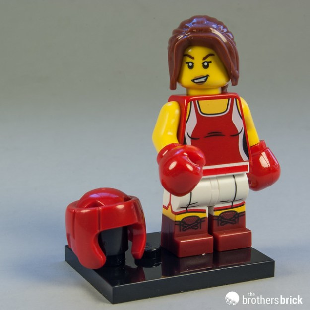 Lego Collectible Minifigs Series 16 Review The