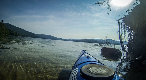 Lake Jocassee Kayaking-41