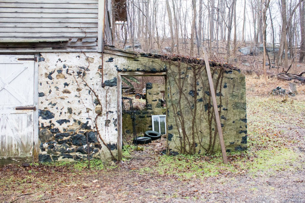 rocky-hill-castle-chadds-ford-fire-damage-old-barn-woods