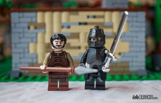 Lego Game of Thrones Custom by Quentin