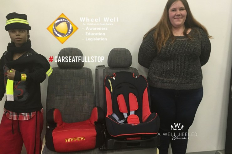 Ensuring Affordability of car seats for Everyone for Everyone #CarseatFullStop. Mommy blogger A Well heeled Woman. Johannesburg, South Africa