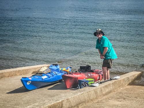 Lake Jocassee with Bennie Waddell-117