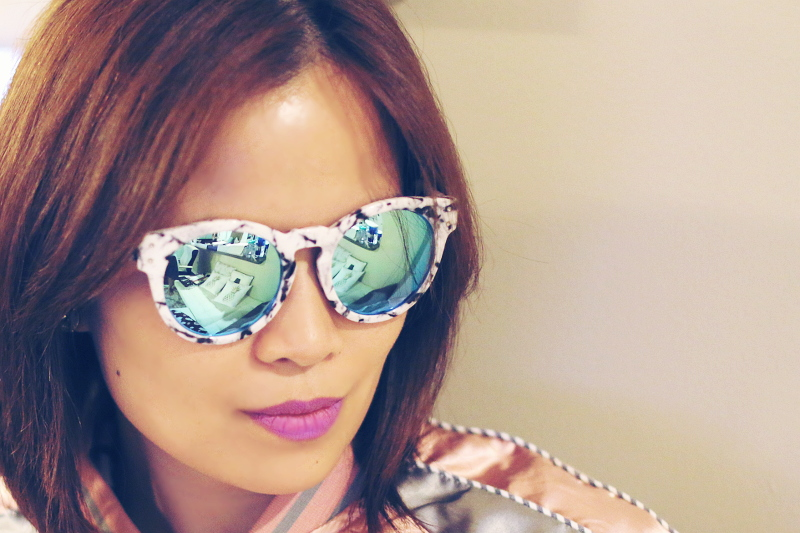 lorac-lilac-pro-matte-lipstick-pink-bomber-jacket-blue-sunglasses-6