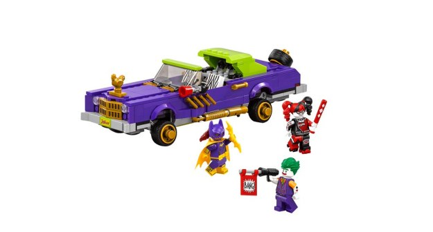 New LEGO Batman Movie sets featuring Joker and Robin revealed [News ...