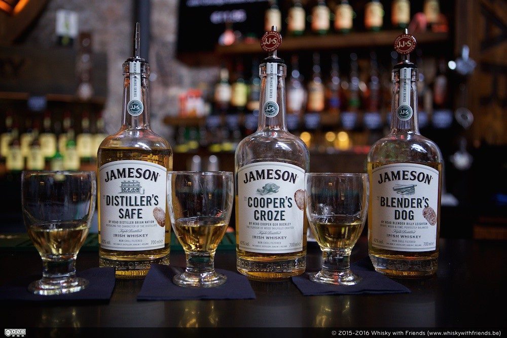 The Whiskey Makers Series