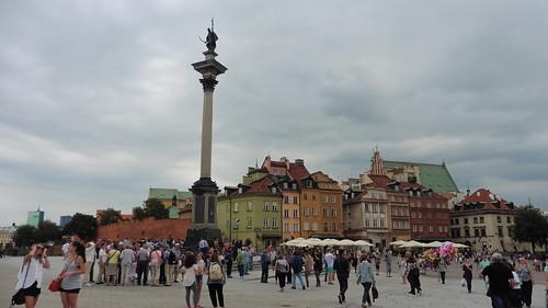 Patrimonio de la Humanidad en Europa y América del Norte. Polonia. Centro Histórico de Varsovia.
