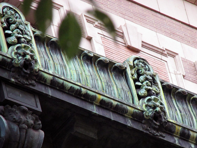 Grotesques at Jefferson