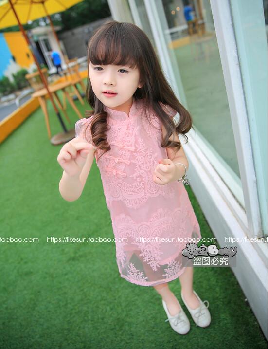 賣家的小Model穿起來真美。