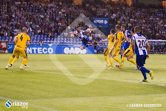 Jornada 1ª. Deportivo 2 - Eibar 1
