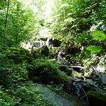 Heslacher Wasserfälle - a waterfall in Stuttgart 2