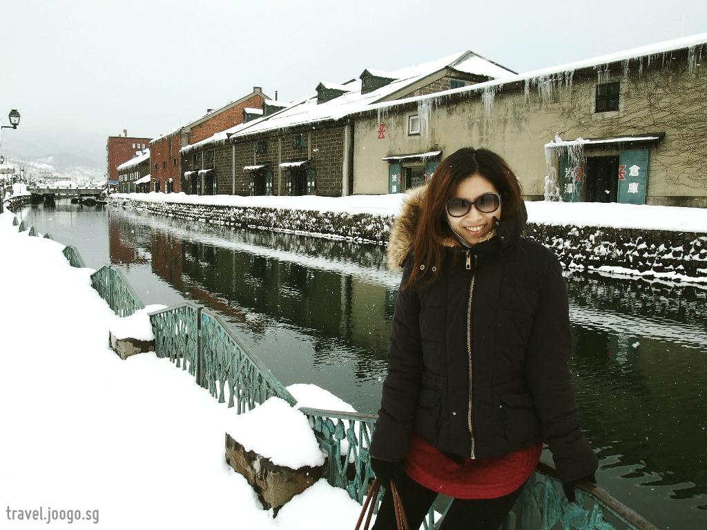 Otaru Canal 3 - travel.joogo.sg