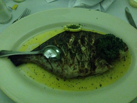 Pompano, Lusco's, Greenwood MS