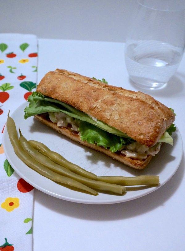 Chicken Salad Sandwich | thelittleredspoon.com