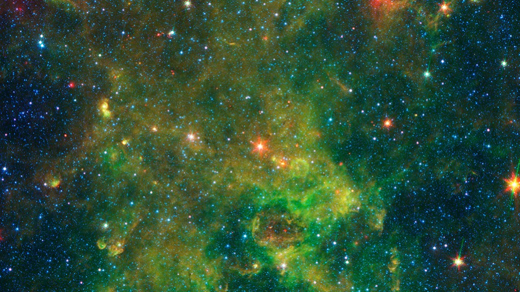 Astronomers puzzle over a peculiar age-defying massive star