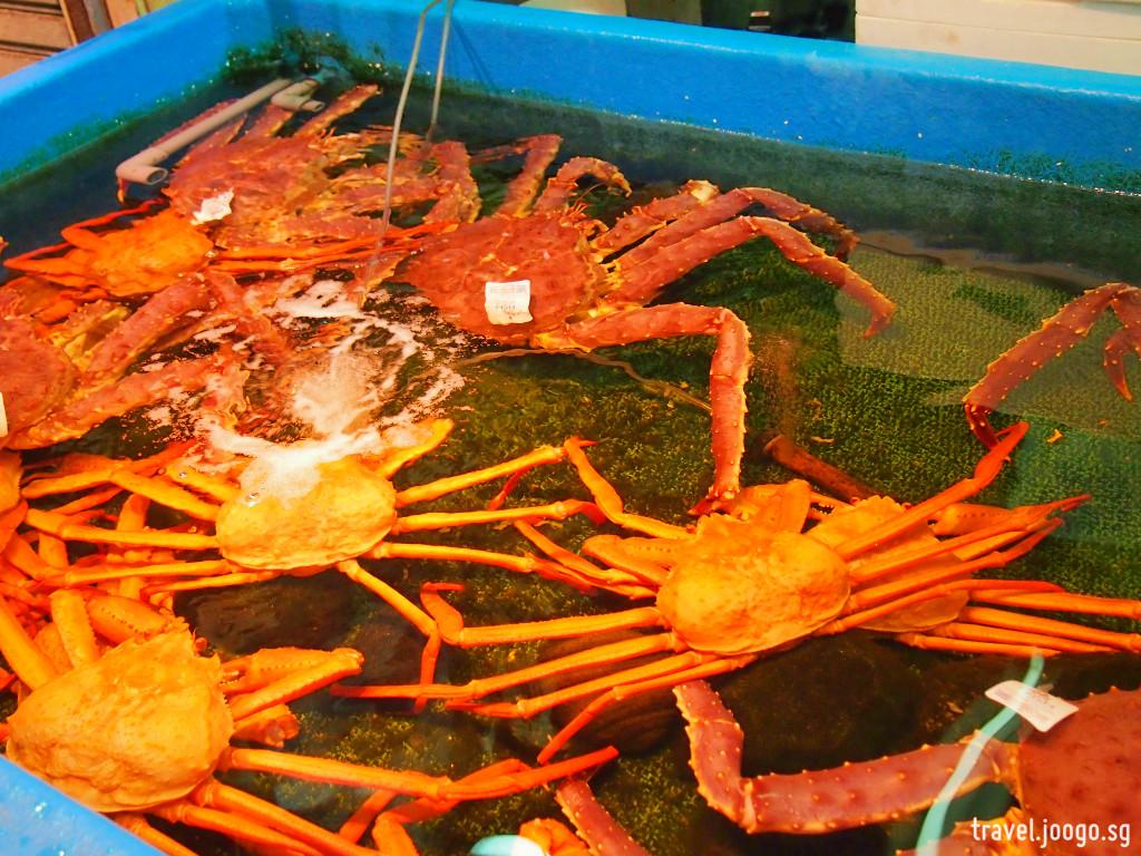Sankaku Fish Market - travel.joogo.sg
