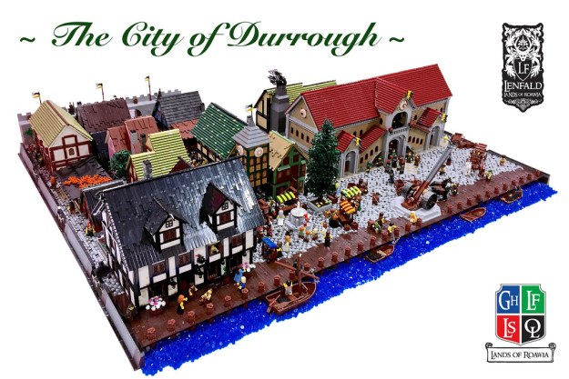 City of Durrough