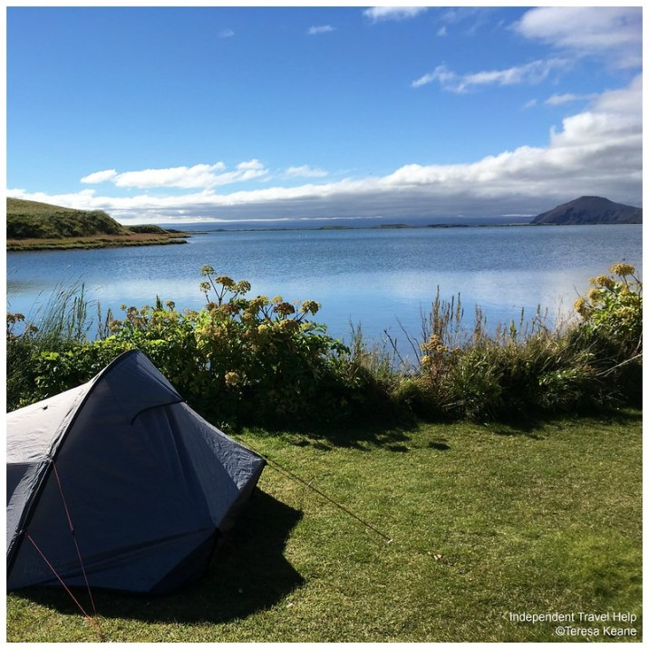 Myvatn campsite