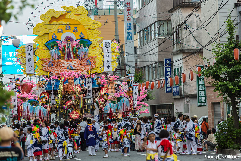 Festival Sansha Taisai de Hachinohe-50