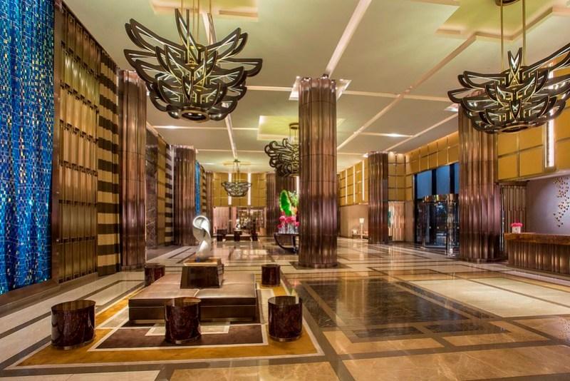 Crown Towers Manila Lobby_