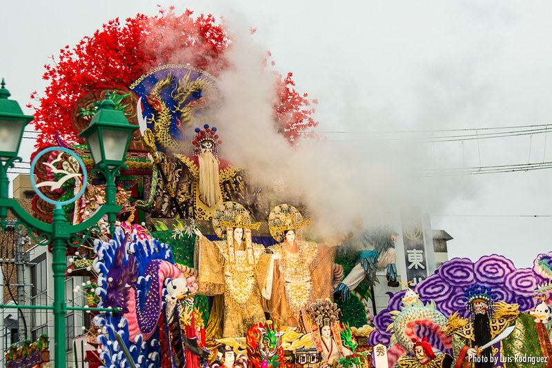 Festival Sansha Taisai de Hachinohe-64