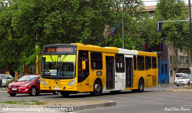 Transantiago 213e | STP Santiago | Caio Mondego H 13.2 - Mercedes Benz / FLXP86