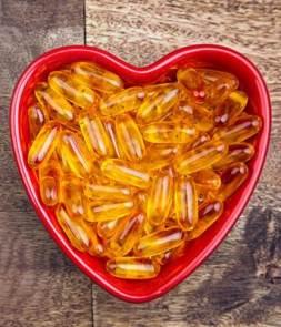 Kacang kedelai & minyak ikan bantu cegah penyakit jantung