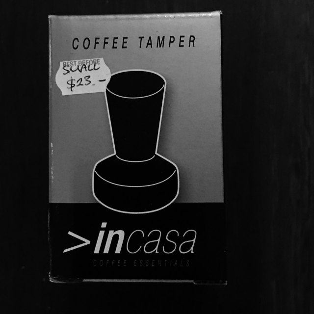 COFFEE TAMPER SMALL