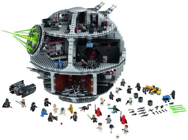 LEGO Star Wars UCS Death Star 75159