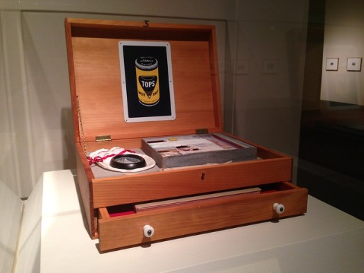 William Christenberry: Alabama Box