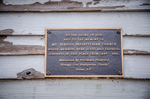 Mount Vernon Presbyterian Church and Cemetery-005