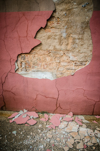 Plaster over Brick-001