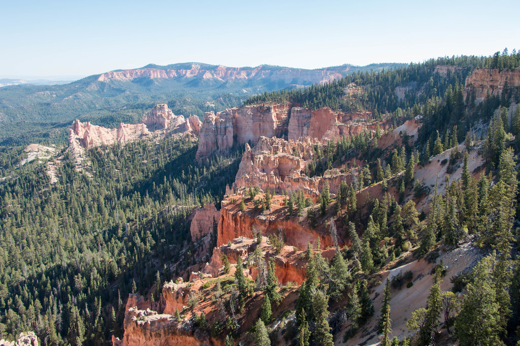 09.08. Bryce Canyon National Park: Fairview Point