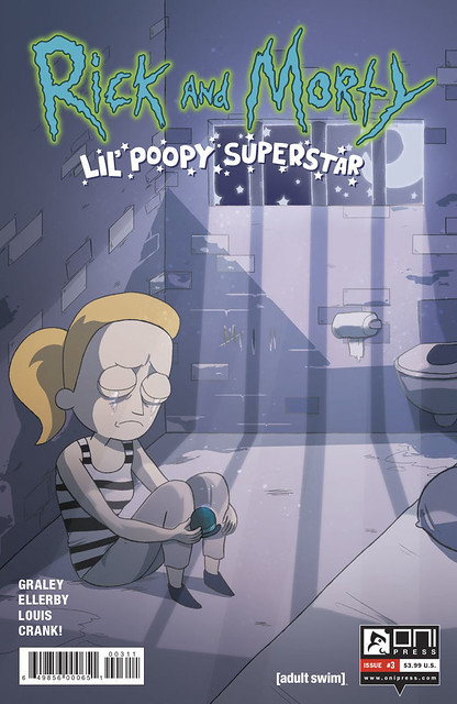 29438373260_b7e206e9bb_z ComicList Preview: RICK AND MORTY LIL' POOPY SUPERSTAR #3