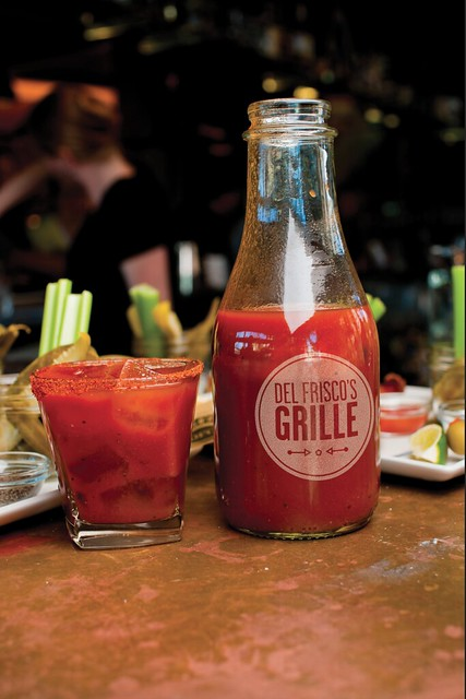 Del Frisco's Grille Bloody Mary