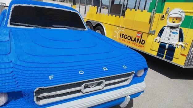 #BrickPony @ Indianapolis Motor Speedway