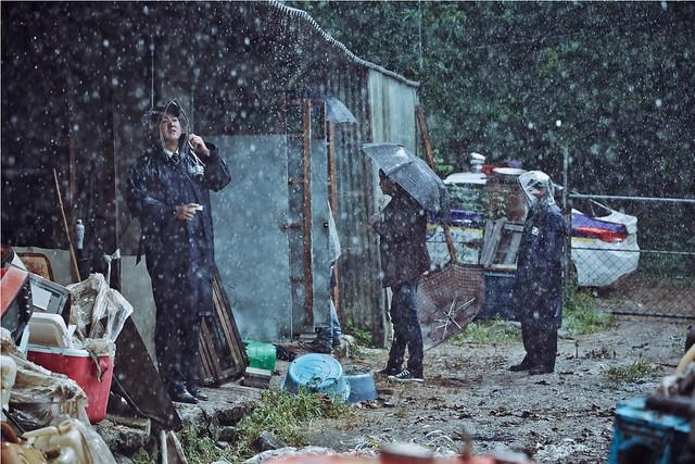 The Wailing Rainy Scenes
