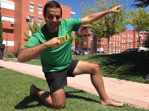 Nacho estilo Bolt