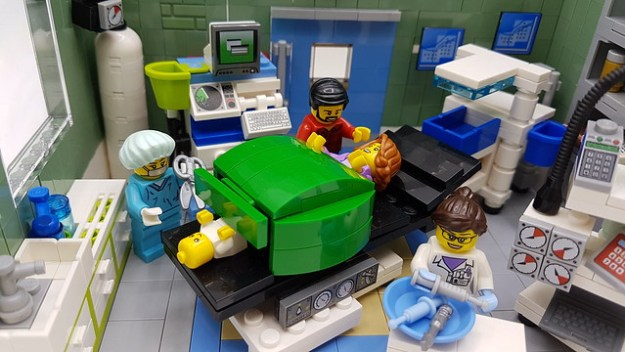 LEGO Hospital Archives | The Brothers Brick | The Brothers Brick