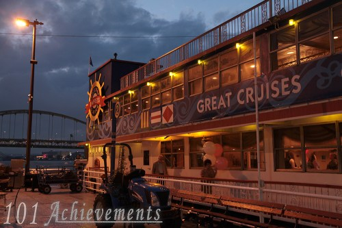 Wine Cruise on the Gateway Clipper