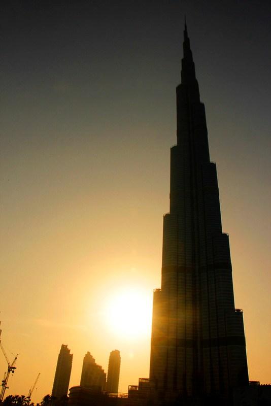 Burj Khalifa - et must see i Dubai
