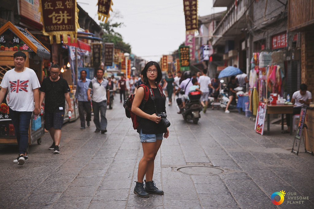 Lijing City Gates
