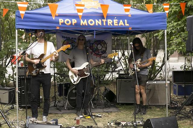 No Aloha @ Pop Montreal 2016