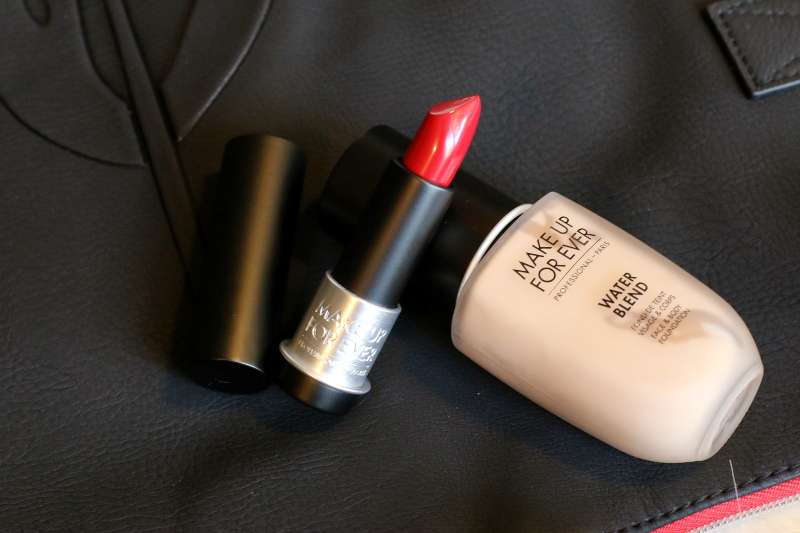 makeupforever-rouge-artist-lipstick-red-water-blend-foundation-2
