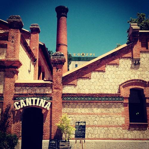 Matadero Madrid, Legazpi. Madrid