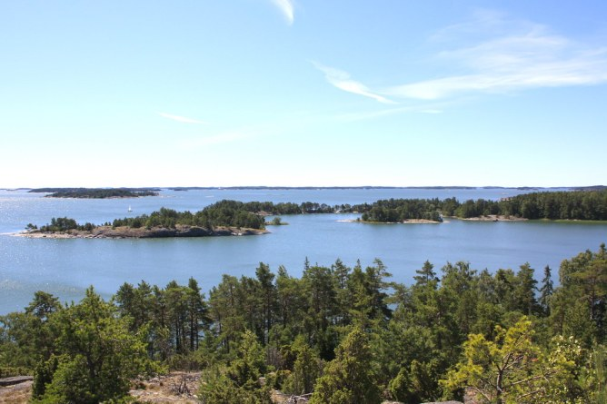 Suomi Finnish Islands
