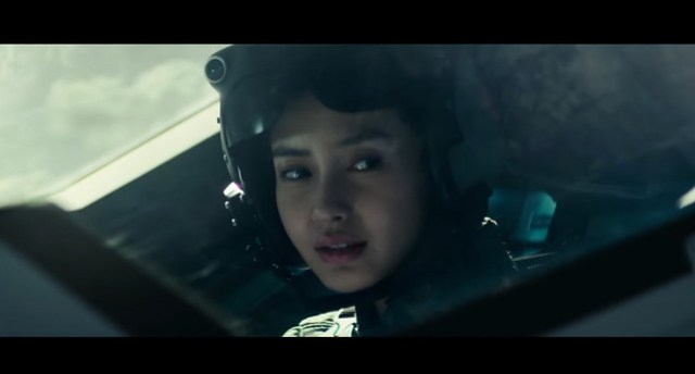 Angelababy Independence Day 2