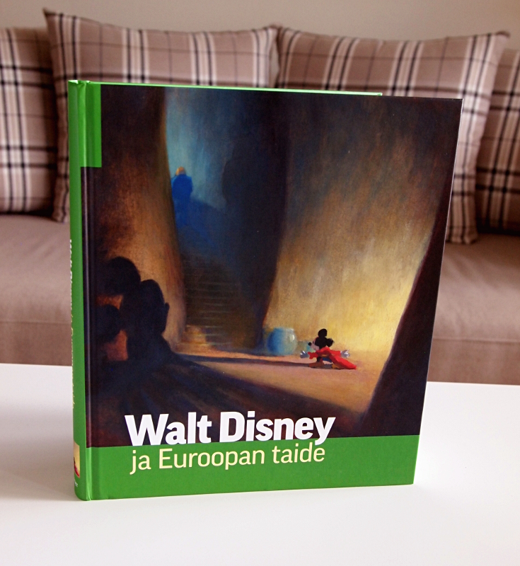 Walt Disney ja Euroopan taide