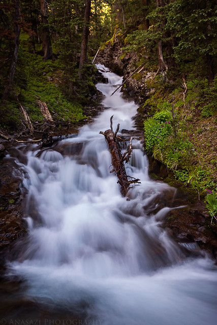 Camp Waterfall