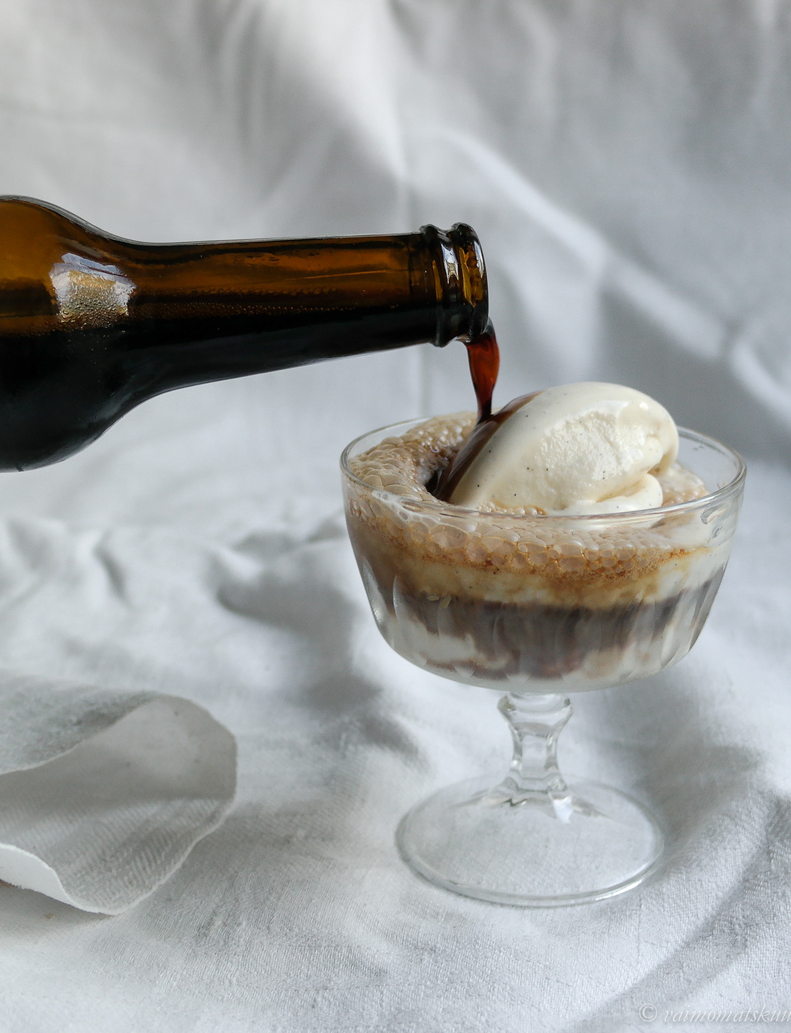 beer float