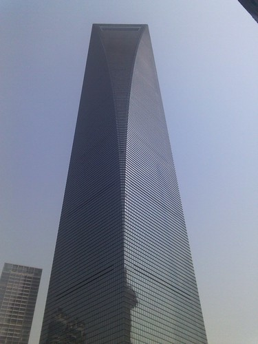 Shanghai World Financial Center Tower